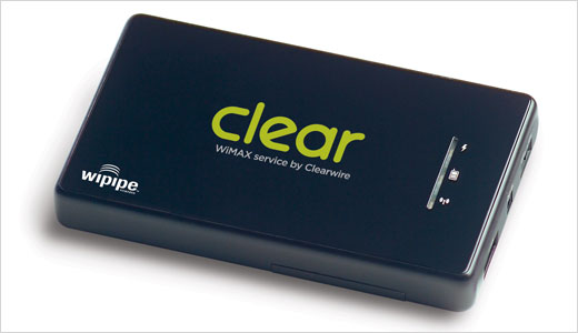 CLEAR Spot Router: Personal Hotspot Accessory from Clearwire