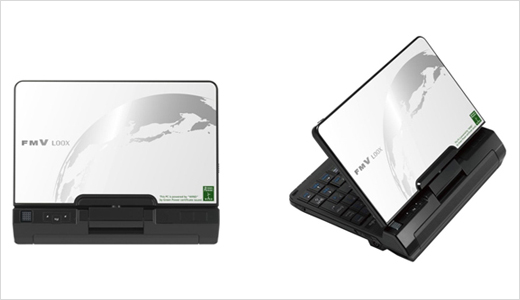 The Fujitsu's new FMV-BIBLO LOOX U/C50N Eco model is mentioned as the Japan's first notebook PC with Green Power Certificate. Priced at a mere JPY 113,800 (US $1,161), the notebook comes with an original planet-themed design to reflect environmental consciousness. Read