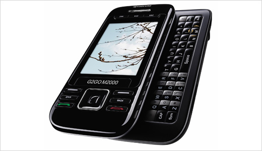 The new G2GO M2000 just announced by Kyocera as the company's third-generation handset to offer an affordable full QWERTY keypad. Coming with 2.4-inch QVGA display, the G2GO also equipped with an accelerometer to switch its display orientation automatically. In addition to phone function, the device also supports Instant Messaging, IMAP/POP3 […]
