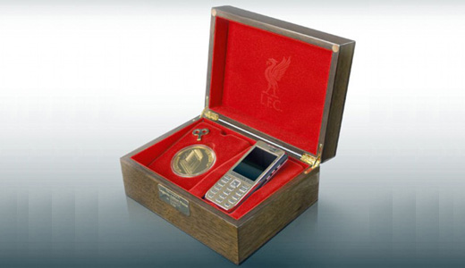 Produced only 250 units, the Liverpool FC Legends Edition phone luxurized with 18-carat gold and 18 diamonds. The phone designed by Galentia in order to honour the club's proud history and heroes past and present. Priced as high as £14,490, this limited edition phone also elegantly packed with a 22-carat […]
