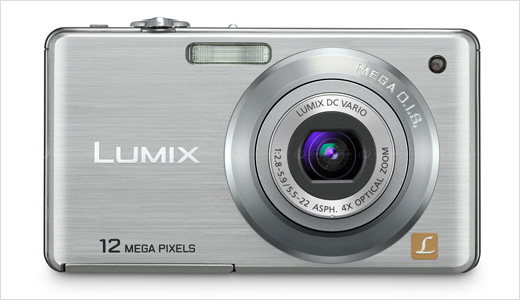 The new 12MP Lumix DMC-FS12 compact camera just announced by Panasonic as the latest addition to its FS family. Coming with 4x (31-124mm equiv.) optical zoom, the FS12 is equipped with a 2.7″ LCD incorporates Intelligent Auto mode, Optical Image Stabilization and Face Detection. Available colors: S-Silver, K-Black, A-Blue, P-Pink, […]