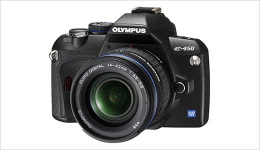 Coming with 2.7-inch LCD, the E-450 DSLR Camera was announced by Olympus as the company's latest entry-level digital single lens reflex (DSLR) camera. The E-450 boasts the Art Filters technology that allows users to creatively capture their images in new fun and exciting ways. Scheduled to be available in the […]