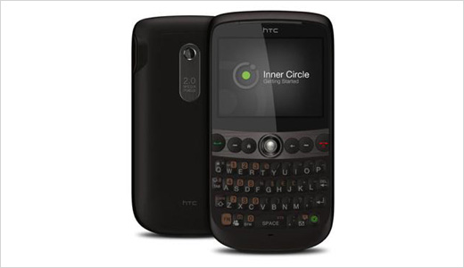 The HTC Snap just announced by HTC Corportaion as its latest QWERTY smatphone. Featuring Inner Circle, the Snap has ability to prioritize messages from the most important people in user's lives at the press of a button. The HTC Snap is scheduled to hit the market in Q2 of 2009 […]