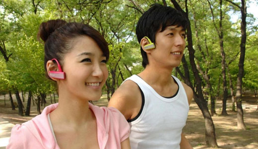 Sony Walkman NWZ-W202 Hits Korea