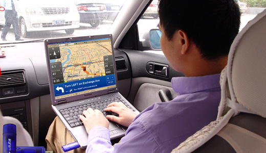 Turn Your Computer Into A GPS Navigator!
