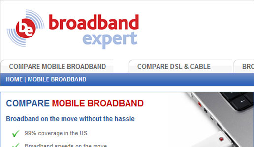 Mobile Broadband Gives More Benefits