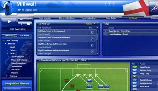 Championship Manager 2010 Coming in September