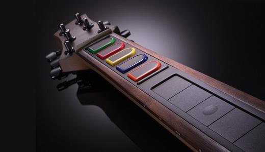 Logitech Wireless Guitar Controller for Xbox 360