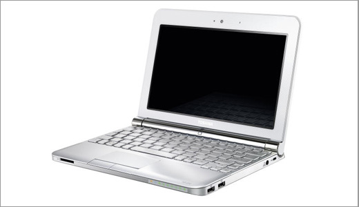 Available in two models including 210 and 310, the new NB205 Netbooks from Toshiba is currently flying to the US from Japan. The NB205's selling point is its capability to charge your USB devices even in sleep mode. Regarding configuration, nothing special could be found, this netbook powered by an […]