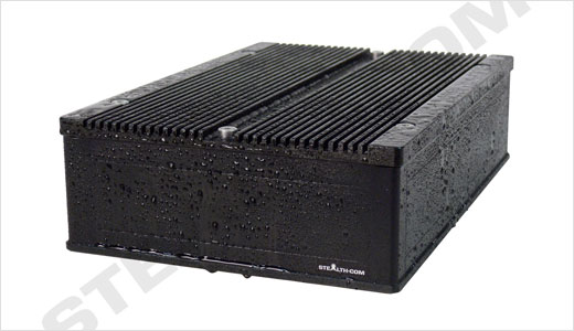 Stealth WPC-500F Rugged PC