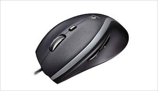 Priced at $40, the Logitech M500 corded mouse features hyper-fast scrolling that allows you to scan long documents and Web pages with a flick of the scroll wheel, a feature that will save some of your time. One more feature that common for Logitech's mouse is laser precision which provides […]