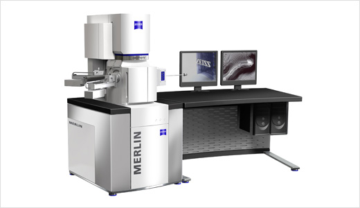 "In order to fill the need of of ultra-high resolution imaging and analytical capabilities, Carl Zeiss unveils next-gen analytical electron microscope – MERLIN FE-SEM. Enhanced by GEMINI II column on its core, the system can achieve an image resolution of 0.8 nanometers. Follow the ""Read"" link below to get full […]"
