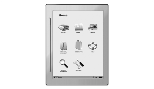 Netherlands-based iRex Technologies planned to sell its new e-Reader by the end of 2009 in the U.S with pricing to be announced. The e-Reader will support 3G wireless connectivity and will have 8.1″ screen.