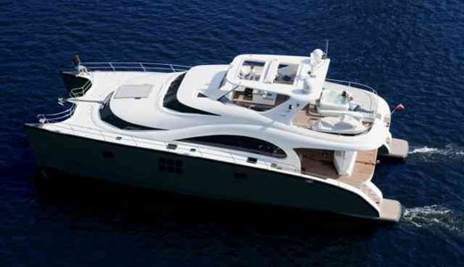 Sunreef Yachts 70 Sunreef Power SEA BASS