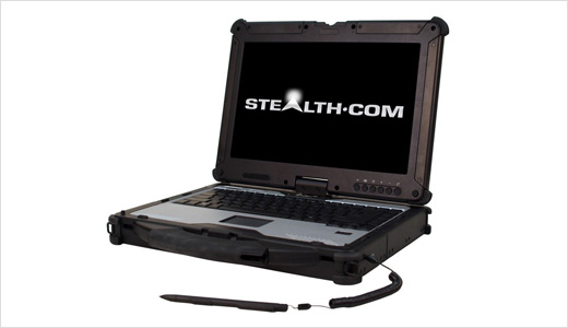 NW-2000 Hybrid Rugged Notebook Computer
