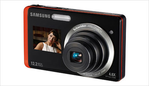Samsung DualView Camera: TL225 and TL220