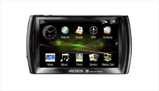 Amazon has started selling Android-based internet tablet Archos 5. While this post written, the item currently available for purchase is the 32 GB model with pricing set at about $370. Technical Details: 32 GB capacity for up to 9,500 songs, 25 movies, 320,000 photos; 10 hours of audio or 4 […]