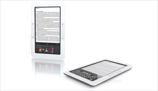 Nook: eBook Reader from Barnes & Noble