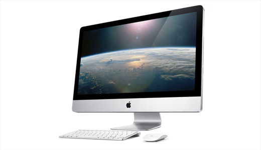 The new iMac which was announced recently available in two different screen size 21.5 & 27-inch, and both boasts LED-backlit technology that everybody expect for todays computer display. Highlights: Magic Mouse, Wireless keyboard, and many more. Read