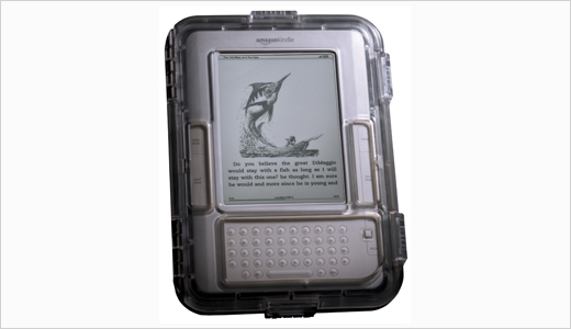 M-Edge Guardian: Waterproof Case for Amazon Kindle