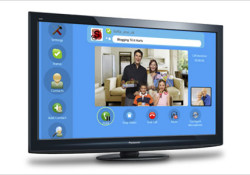 As a result of partnership between Skype and Panasonic, now consumers have an option to make voice and video call through Skype on VIEARA CAST-enabled HDTVs. Those TVs is scheduled for launch in Spring 2010 for unknown price. To make a video call, users need to install a unique Panasonic […]