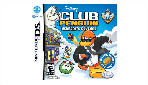 Club Penguin: Elite Penguin Force: Herberts Revenge