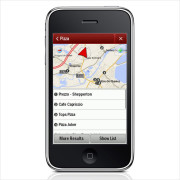 CoPilot Live v8 Mobile Navigation App Includes Local Search