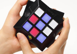 Following successful launches of its Rubik's TouchCube™ and Rubik's Revolution™ electronic games as well as to celebrate the Cube's 30th birthday, Techno Source introduces the exciting new Rubik's challenge for 2010 that combines casual gaming with the speed and strategy of classic cubing: Rubik's Slide™. Rubik's Slide is a new […]