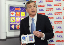As a publisher and a seasonal marketer, I love to collect the holiday gift ideas from the beginning of the year. That's why I publish this post. Mattel Chief Executive Officer Bob Eckert unveils his number one toy pick for the holiday season: Fisher-Pricei XL , the ultimate six-in-one smart […]