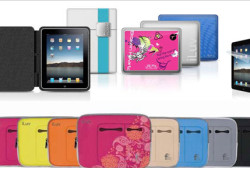 iPad is not available yet, but its accessories are ready to flood the market. It includes a new line of sleeves and cases from iLuv that scheduled to be available in February. Ranging from casual fabric cases to leather cases to silicone cases, this series of Apple iPad inspired cases […]