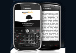 "Amazon.com introduced ""Kindle for BlackBerry,"" and customers can download the new application from Amazon.com for free. The app allows customers enjoy over 420,000 books, including 102 of 112 New York Times Bestsellers, on a range of BlackBerry devices. Amazon's Whispersync technology saves and synchronizes a customer's bookmarks across their Kindle, […]"