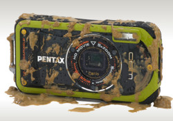 PENTAX presents Optio W90, the waterproof, shockproof, dustproof, coldproof compact with LED illumination for ultimate close-ups. With 12.1 megapixels to capture all the insane moments of your latest adventure, the Optio W90 is built to handle whatever you can. Highlights: Waterproof to 20 ft, shockproof to 4 ft, coldproof to […]