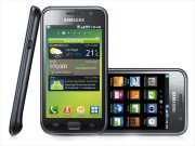Samsung Introduces Android-powered 'Galaxy S' Smartphone