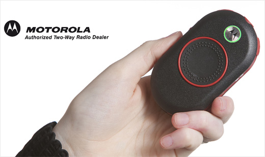 Motorola CLP Series Radio from BearCom