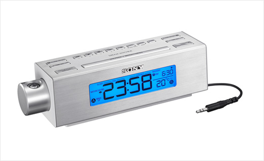 sony-clock-radio-with-projector