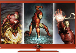 Roundtable Concepts launched RTC23, a licensed Marvel Comic LCD and LED HDTVs. The cast of characters consists of Iron Man, Captain America, The Hulk, Wolverine, Thor and others. Embellished on the bottom two corners of the frame, the name and the character also appear on the screen for approximately 8 […]