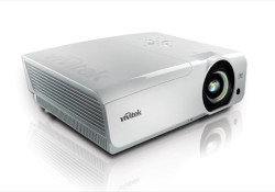 Vivitek today announced the price drop of its 1080p home theater projector, the H1080FD, to $899 MSRP. The Vivitek H1080FD home theater projector features native 1080p (1920×1080) resolution, 1800 lumens of brightness and a contrast ratio of 5000:1. It has a variety of I/O ports including: HDMI v1.3 (x2), Composite […]