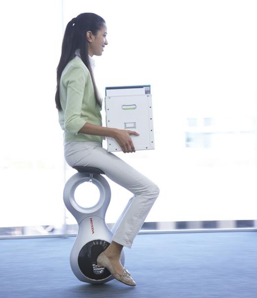 U3-X personal mobility prototype