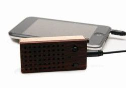 Motz Tiny Wooden Emotion Speaker is made of wood and 100% handicraft products. Producing rich sound, This tiny speaker includes a USB connector for charging and a standard jack to connect to audio sources. Highlights: FM radio function, Built-in rechargeable Lithium Polymer battery, Classics style shapes and sizes, Built-in antenna, […]