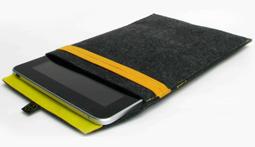 protective case for iPad.