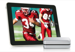 Elgato EyeTV 1.1 app for iPhone which brings live TV streaming over Wi-Fi or 3G connections to the iPad is available from the App Store at a price of $4.99. The EyeTV app running on the iPad or iPhone works in tandem with the user's Macintosh at home to stream […]