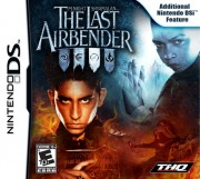 The Last Airbender Video Game for Wii, DSi and DS