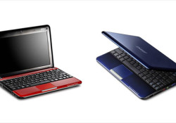 MSI unveiled its Wind U135DX netbook featuring Intel's latest ATOM processor N455, DDR3 system memory support, and TDE technology which can accelerate processor instantaneously. Available in three different colors – blue, red, and silver – the Wind U135DX also sports Chiclet keyboard and bigger touchpad. Other highlights: 10″ (1024 x […]