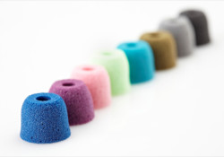 Available in eight fashionable colors — Key Lime, Charcoal, Nickel, Blue Raspberry, Bubble Gum, Combat Green, Blueberry and Schnozberry — the Comply Foam Tips S-Series provides consumers with an outlet to express themselves in new ways. Priced at $10, the S-Series tips are made of soft foam that reduces irritation […]