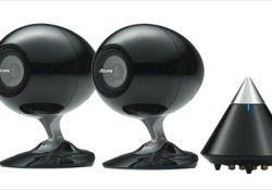 Priced at £679, the new TD508II-UD PC Speaker by Eclipse comes with a plastic egg-designed. Available in black, white and silver, the speaker offers digital music the same depth and aural qualities of stereo analogue recordings.
