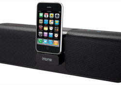 iHome released the iP46 Portable Rechargeable Stereo Speaker System. Coming with compact and sleek design, the system boasts four speakers in Reson8 speaker chambers, SRS WOW sound enhancement and a rechargeable lithium ion battery which lasts up to 10 hours. Priced at $99, the iP46 equipped with a pivoting retractable […]