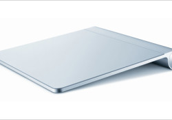 iMac users now can have the same intuitive Multi-Touch™ gestures that usually only available for Macbook users, thanks to the Apple's new Magic Trackpad. With its glass surface, the wireless Magic Trackpad enables users to scroll smoothly up and down a page with inertial scrolling, pinch to zoom in and […]
