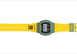 G-Shock and the Surfrider Foundation createed its second co-branded collaboration watch: The GRX5600SRF-3 digital watch. The watch has Self-Charging, Tough Solar Power technology, shock resistant construction, recycled packaging, a Tide Graph function with 100 pre-set site locations as well as a Moon Age & Phase Data indicator for the ultimate […]