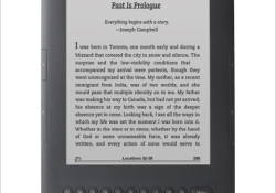 Amazon.com introduced the all-new Kindle which has a new electronic-ink screen with 50 percent better contrast, a new sleek design with a 21 percent smaller body while still keeping the same 6-inch-size reading area, and a 15 percent lighter weight at just 8.7 ounces. Priced at $189, the all-new Kindle […]