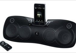 Logitech unveiled the Logitech Rechargeable Speaker S715i, a portable speaker dock for iPod and iPhone. Featuring eight custom-designed speaker drivers and an eight-hour rechargeable battery, the newest Logitech speaker comes with a wireless remote control to give you command over functions such as power, volume, play, pause, shuffle, skip and […]